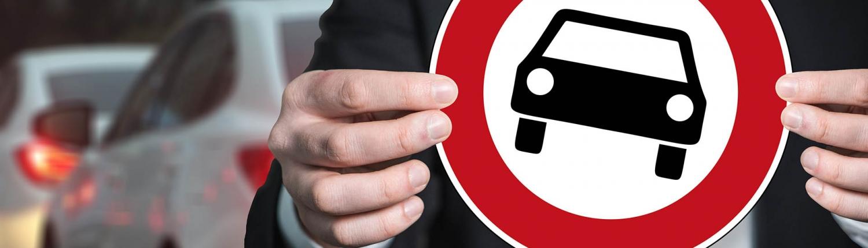 Diesel driving ban